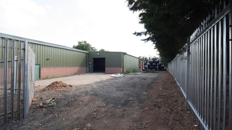 Warehouse On Secure Gated Site