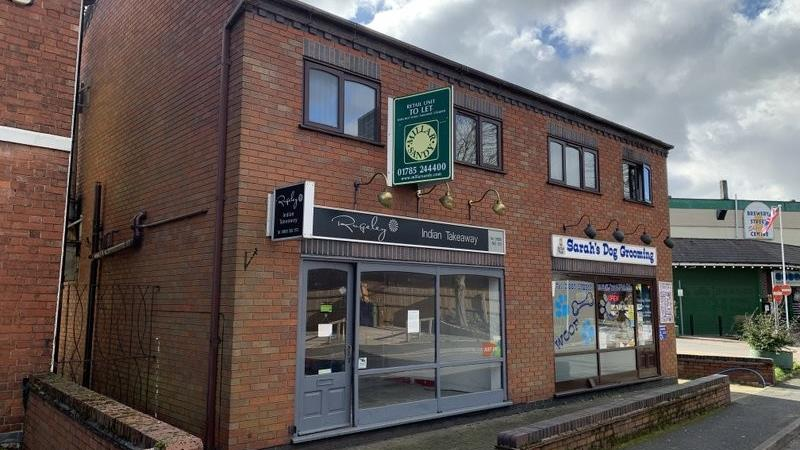 Retail Unit with Hot Food Consent