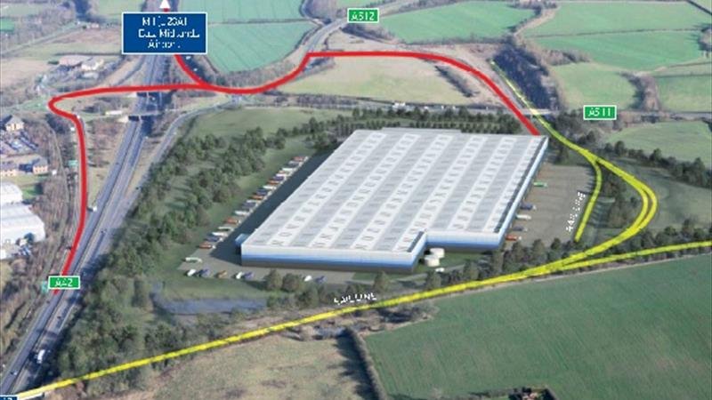 Build to Suit Warehouse Opportunity