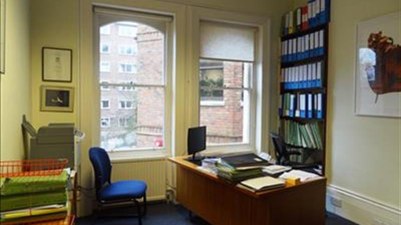 Self-Contained Office To Let