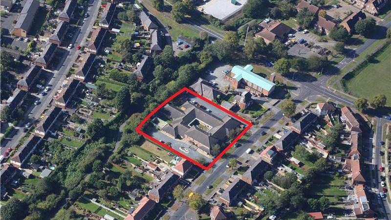 Development Opportunity For Sale in York
