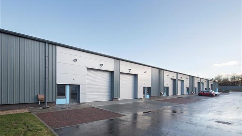 To Let - Brand New Commercial Units on Strathclyde
