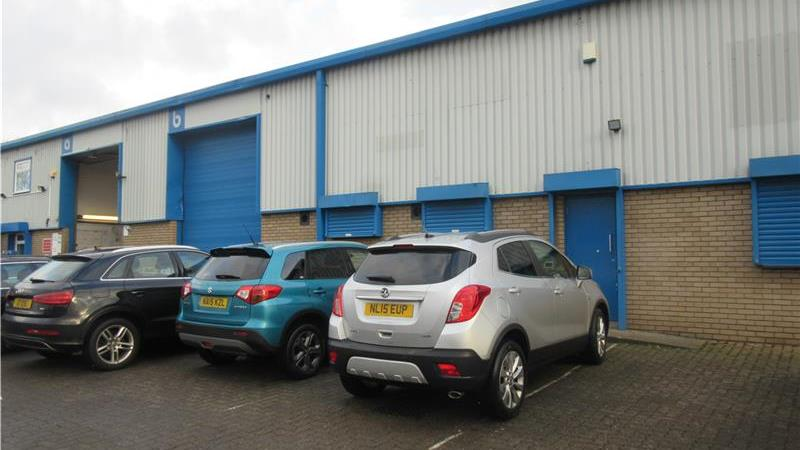 To Let - Industrial Unit With Integral Offices in