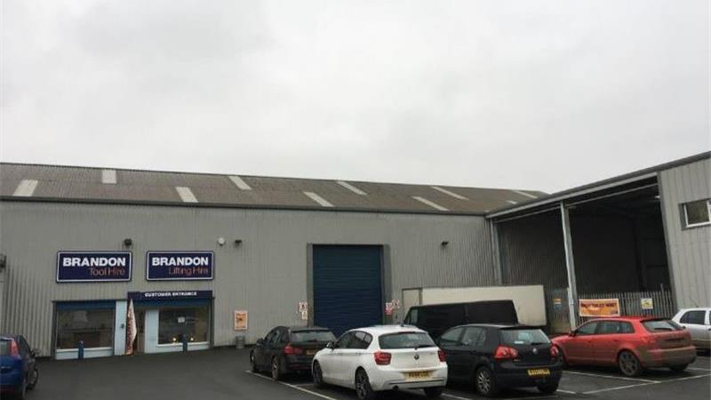 Industrial Unit & Stores To Let in Hereford