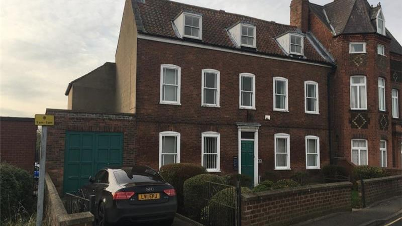 Former Office Building For Sale in Lincolnshire