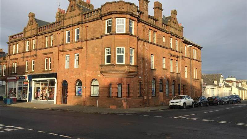 For Sale - Bank Premises - Former in Troon, Ayrshi