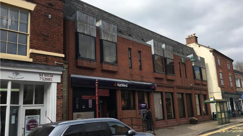For Sale - Former Bank Premises in Stoke on Trent
