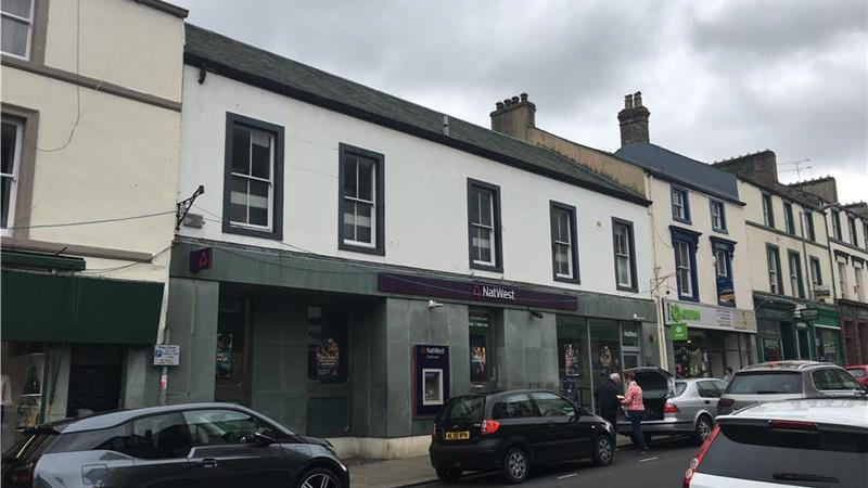 Former Bank Under Offer Cockermouth, Cumbria