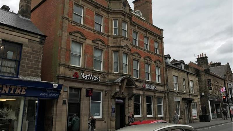 Former Bank Premises For Sale in Matlock, Derbys