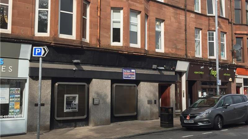 Retail Unit For Sale occupying prominent position
