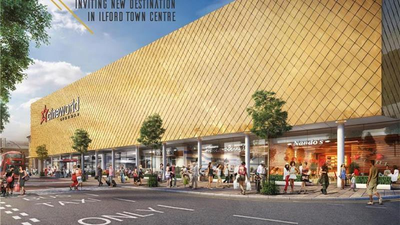 Ilford Town Centre A3 Opportunities
