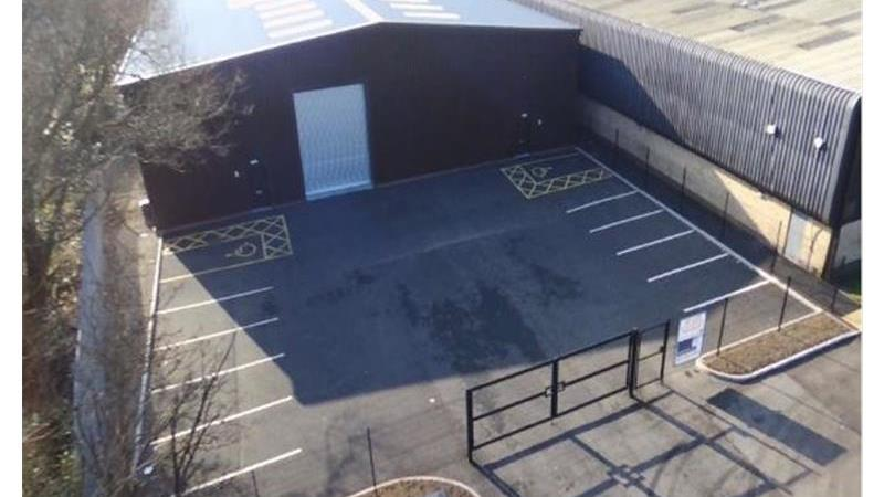Unit 15 Brand New Industrial Units on Established
