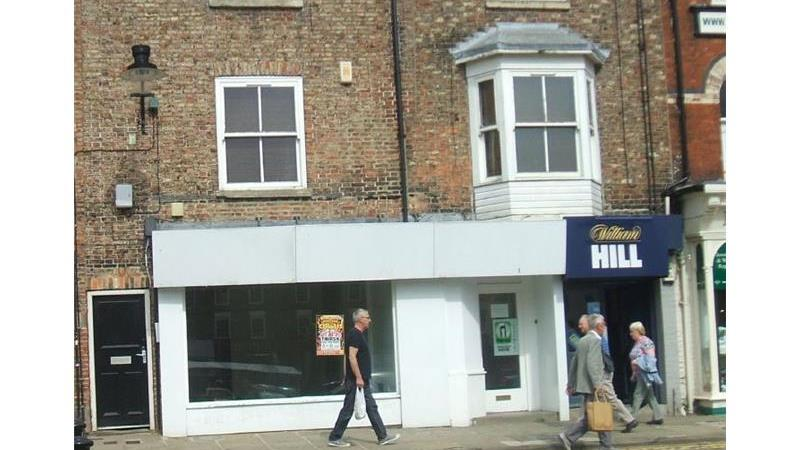 Retail Premises To Let in Thirsk, North Yorkshire