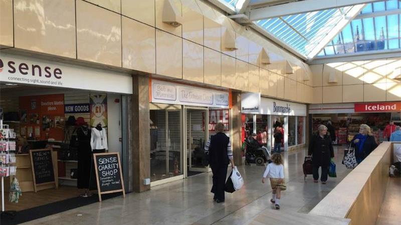 Retail Property in Newcastle-under-Lyme To Let