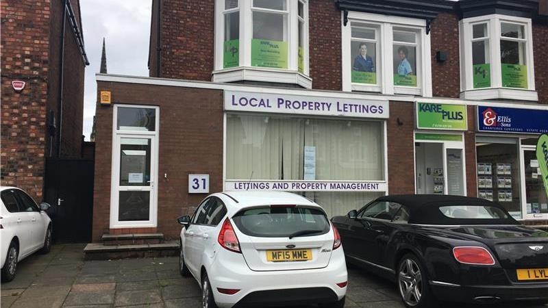 Under Offer - Retail Property in Southport, Mersey