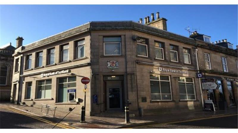For Sale at Auction - 19 High Street, Tain