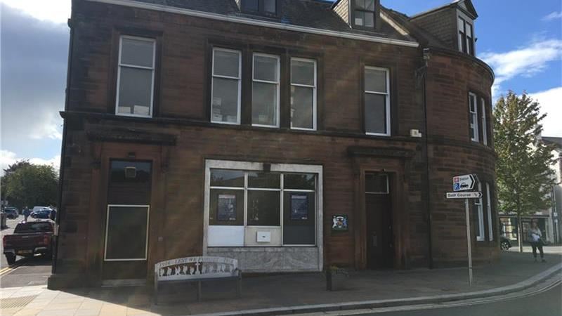 For Sale - By Auction - 47 High Street, Lockerbie