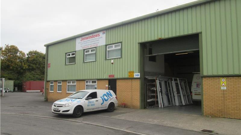 To Let - Unit C2 Ty Verlon Ind Est, Barry