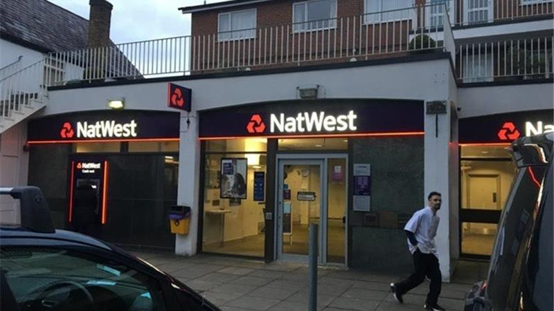 Natwest Bank - Former in Chalfont St. Peter, Gerr