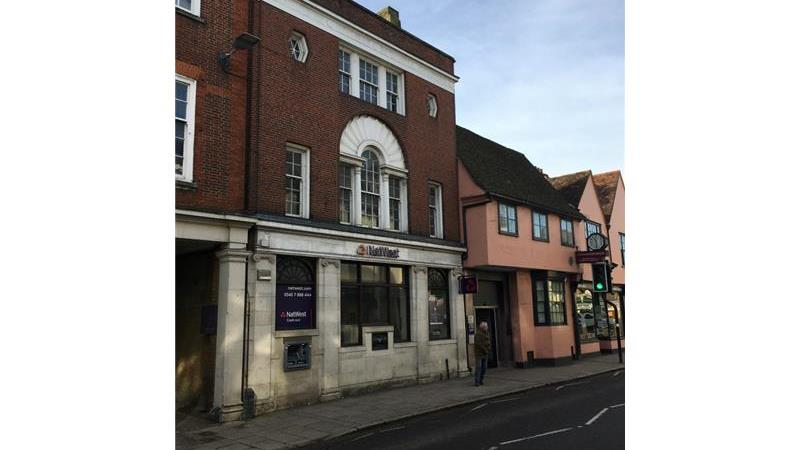Natwest - Former For Sale in Ware Hertfordshire