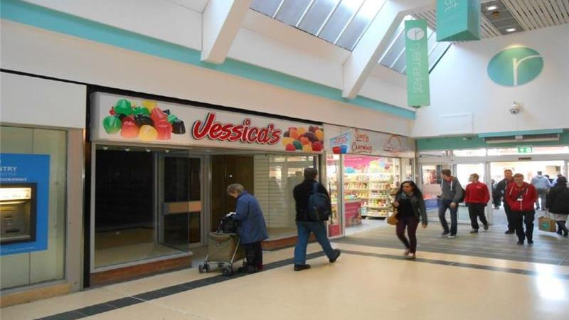 Retail Property To Let in Ryemarket Shopping Centr