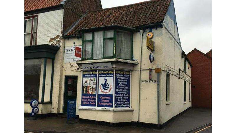Freehold Retail Property in Spilsby, Lincolnshire