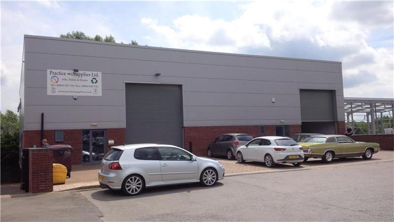 Investment opportunity - 2 Multi-Let Hybrid Indust