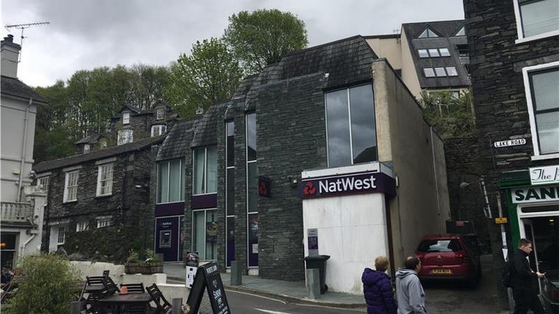 For Sale - Former Bank Premises in Ambleside