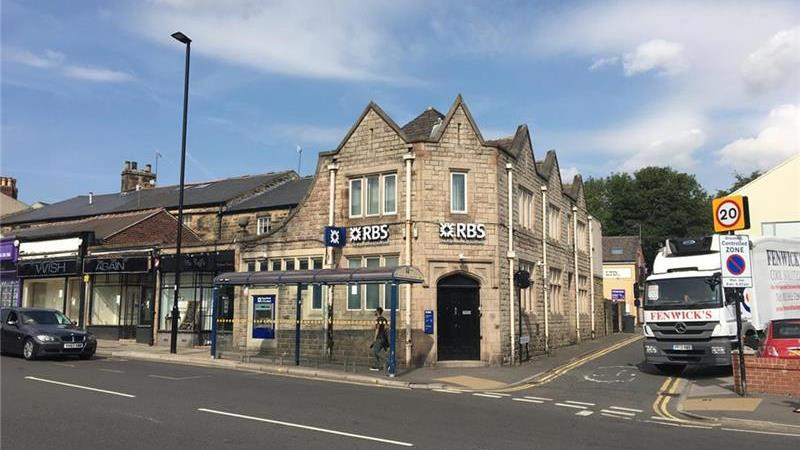 Former Bank For Sale in Broomhill, Sheffield