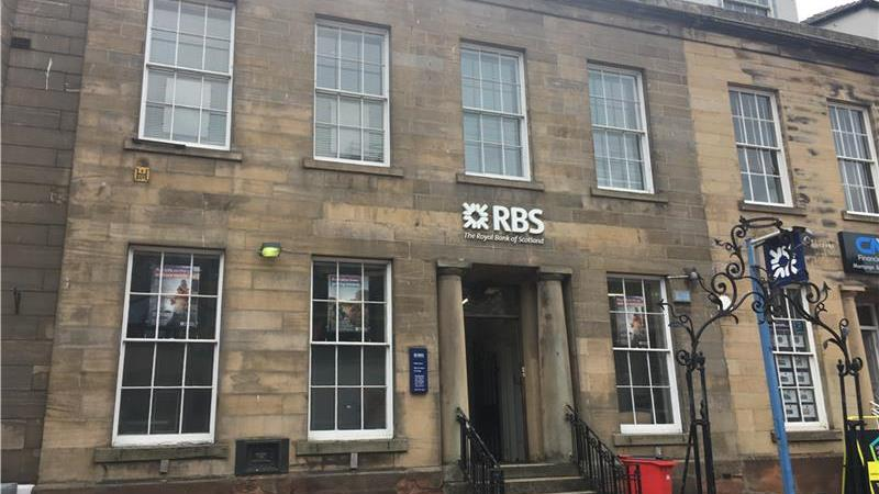 FOR SALE - Former RBS, Carlisle