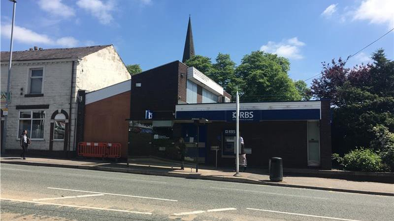 UNDER OFFER - Former bank premises in Astley Bridg