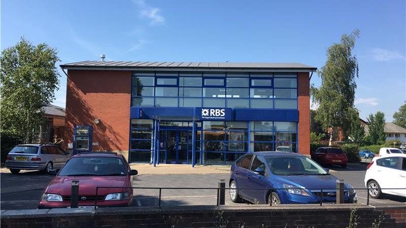 UNDER OFFER Former Bank Premises in Fulwood, Prest