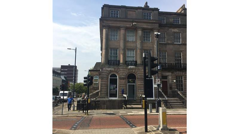 UNDER OFFER - Former bank premises in Birkenhead,