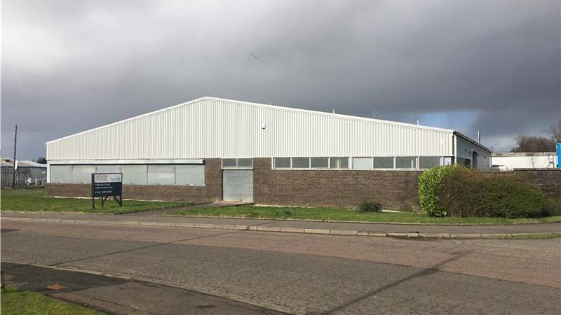 BELLSHILL - Industrial Unit with Secure Yard
