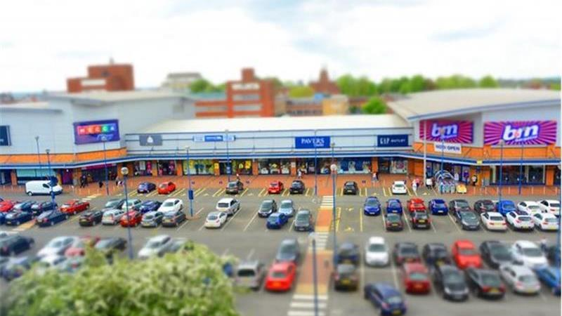 Retail Properties To Let in West Bromwich, West Mi