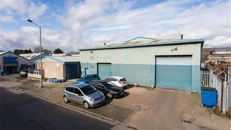 For Sale - Self Contained Industrial Unit, Cannock