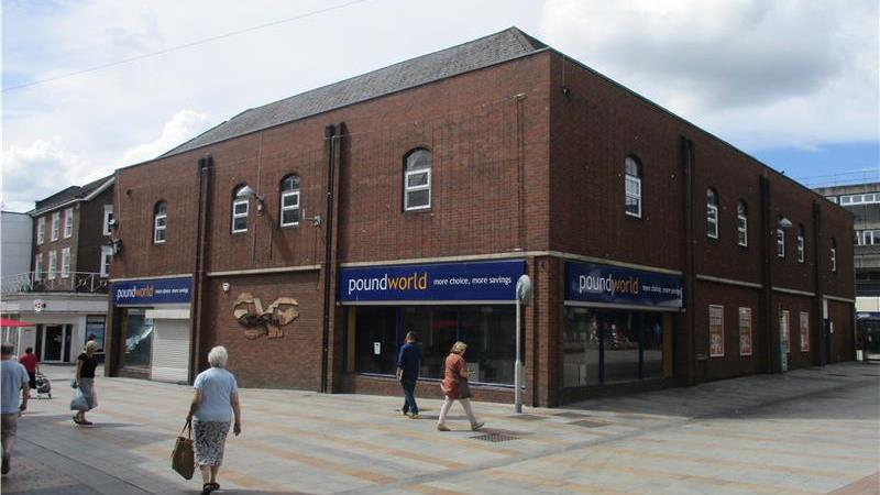 Highly Prominent Prime Detached High Street Retail