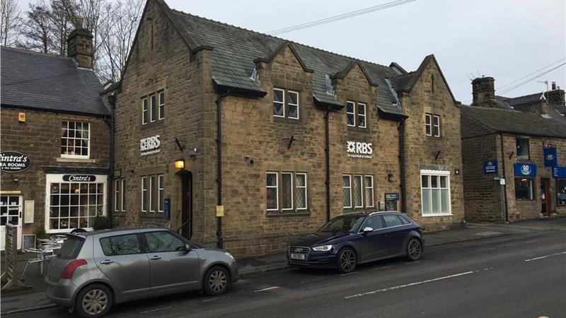 Former Bank For Sale in Hathersage, Hope Valley, D