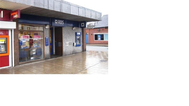Former RBS Bank For Sale in Romiley, Stockport