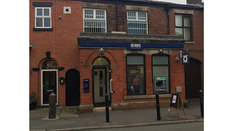 *UNDER OFFER*- Former Bank Premises - Croston