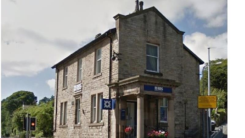 Former RBS Bank For Sale in Buxton Rd West, Disley
