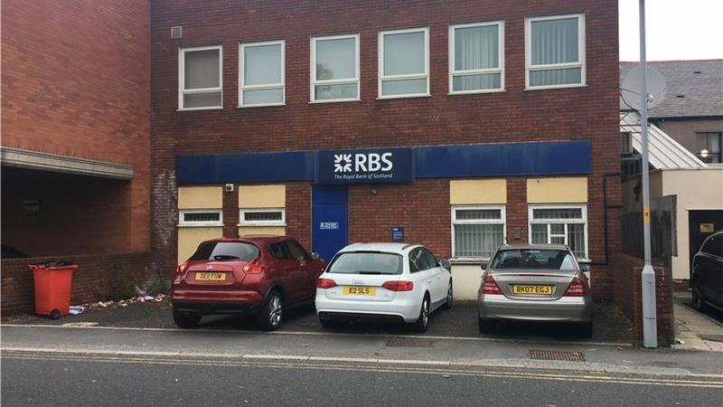 Former Bank Premises For Sale Formby Liverpool The Royal