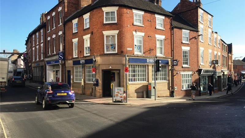 To Let - Prominent Corner Retail Unit in Ashbourne