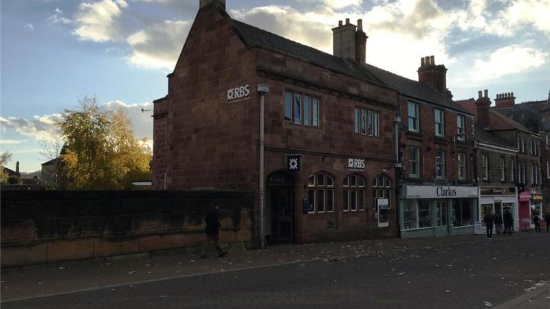 Under Offer - Former RBS Bank, Belper