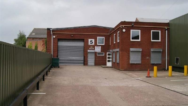 To Let - Unit 5, Aston Expressway Industrial Estat