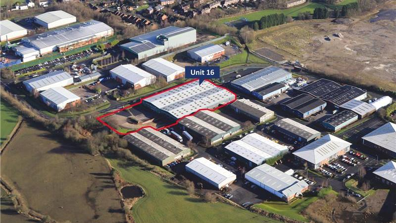 To Let - Refurbished Warehouse/Distribution Unit w