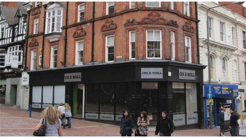 To Let - Corner Retail / Restaurant Unit, Derby