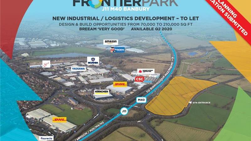 New Industrial/Logistics Development To Let