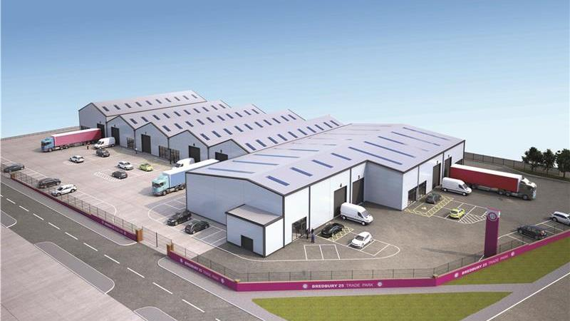 FULLY LET - New Trade Units - Bredbury 25