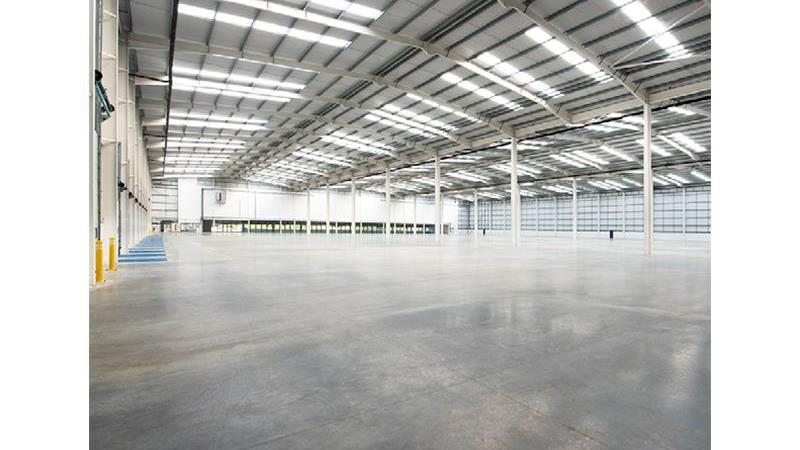 To Let - New 153,803 sq ft Distribution Warehouse